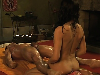 Erotic Tantric Massage He Will Love babe brunette hd