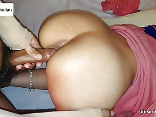 desi bhabhi in saree cheating on husband with devar amateur close-up cumshot