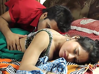 Bhabi romance with vendor hd indian straight