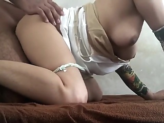 Dever ne bhabi ko choda amateur arab big ass