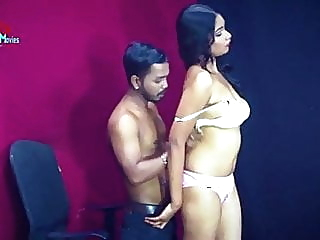 Pinky and Rakesh – Hot Indian Porn Movie amateur blowjob bbw