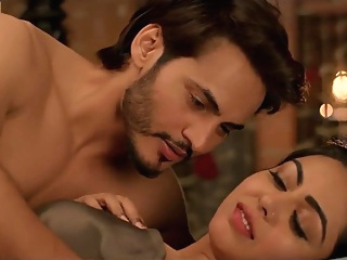 Hottest Sex Scene #1 From Halala (Ullu Original) 2019 anal celebrity indian